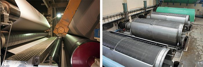 profile wire for pulp and paper making