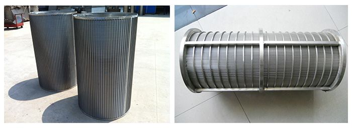Stainless Steel Slot Cylinder